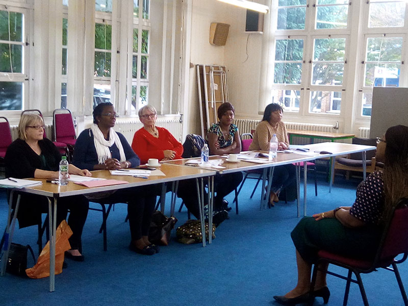 Confidence and Assertiveness Workshop for Women