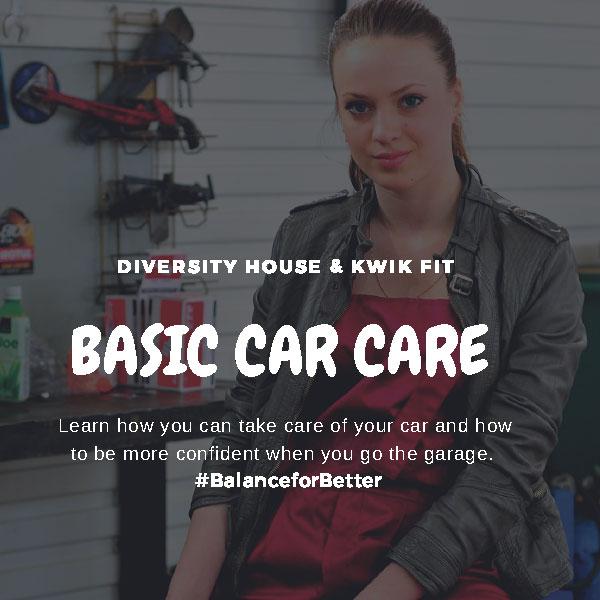 Basic Car Care for Women