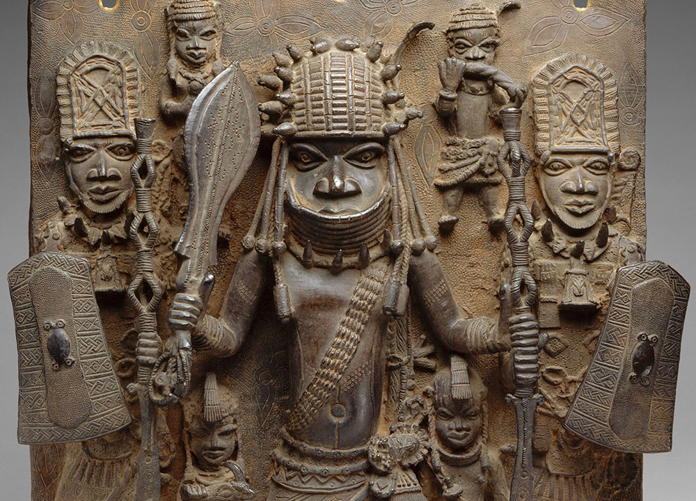 Benin British Heritage Course in Kent